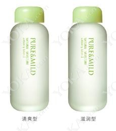 柔润化妆水 (清爽型/滋润型)