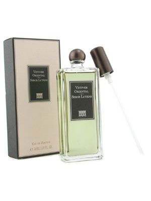 Vetiver Oriental Eau De Parfum Spray ( Limited Edition )东方香根草女士香水 SERGE LUTENSVetiver Oriental Eau De Parfum Spray ( Limited Edition )东方香根草女士香水  限量