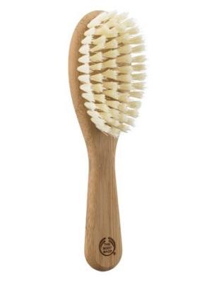 竹制洗发刷