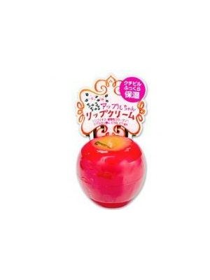 苹果润唇膏