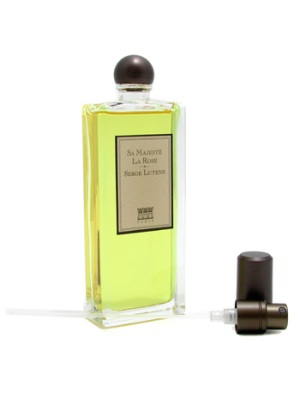 Sa Majeste La Rose Eau De Parfum Spray玫瑰陛下女士香水 SERGE LUTENSSa Majeste La Rose Eau De Parfum Spray玫瑰陛下女士香水