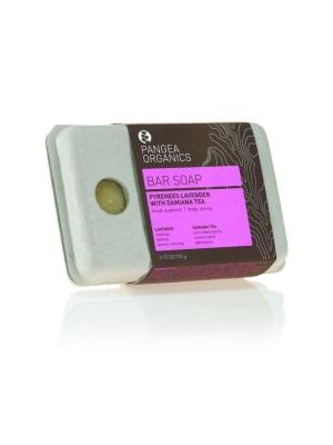有机草本洁肤皂 (意大利白鼠尾草、天竺葵及西洋蓍草)