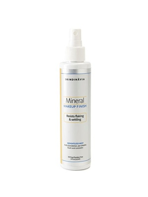 Mineral Makeup Finish
