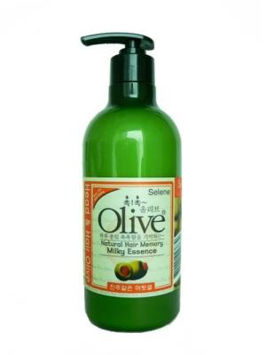 橄榄特效牛奶护发精华