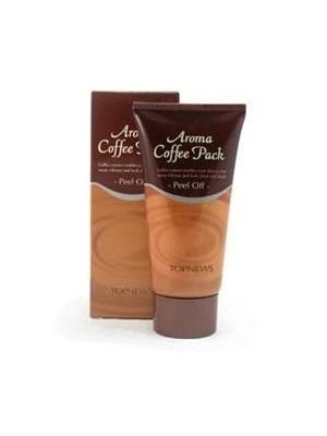 新热点咖啡面膜(撕拉型)