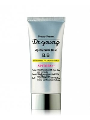Dr.Young 2p Blemish Base全效保湿修饰霜(BB霜)